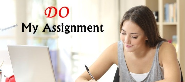 Write My Assignments for Me
